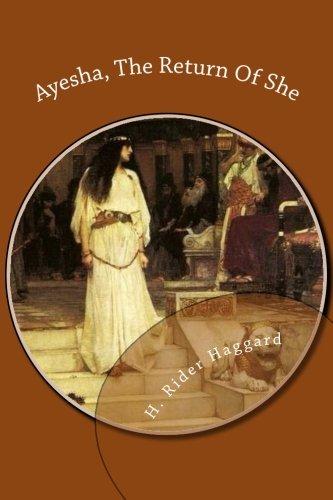 9781481099066: Ayesha, The Return Of She