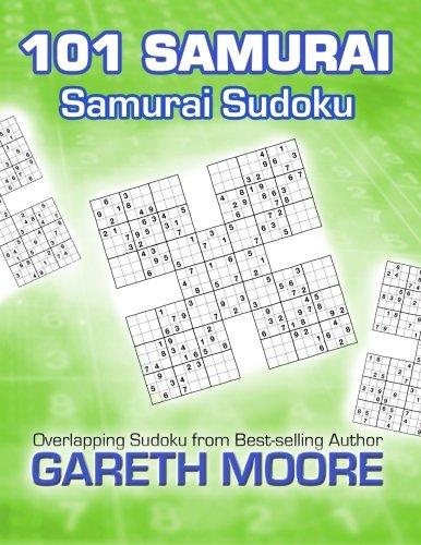 Samurai Sudoku: 101 Samurai (1481106023) by Gareth Moore
