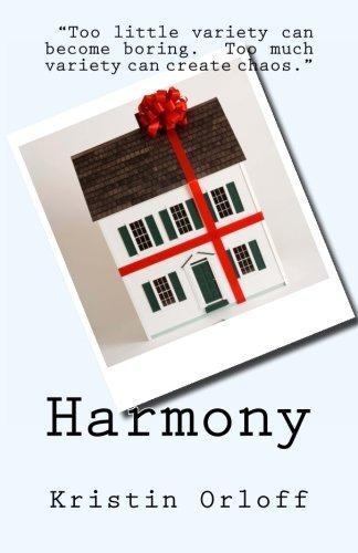 9781481106856: Harmony