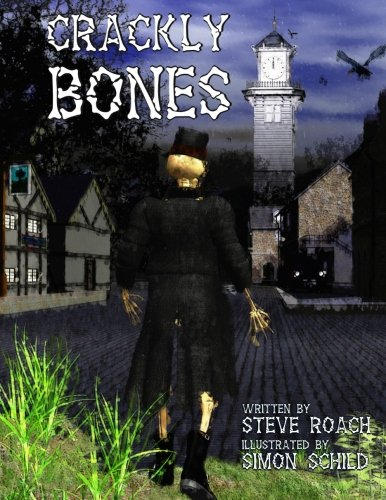 9781481112321: Crackly Bones