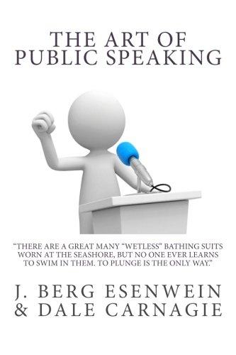 9781481125031: The Art of Public Speaking