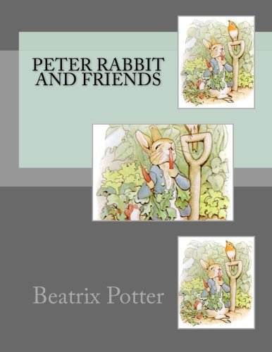 9781481128032: Peter Rabbit and Friends