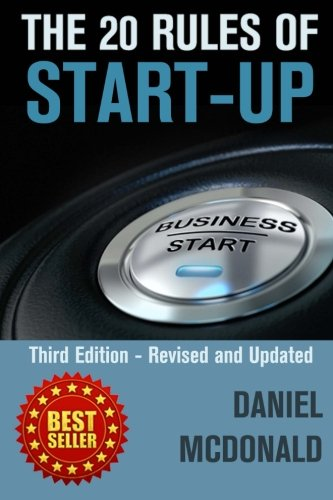 9781481128148: The 20 Rules of Start-Up
