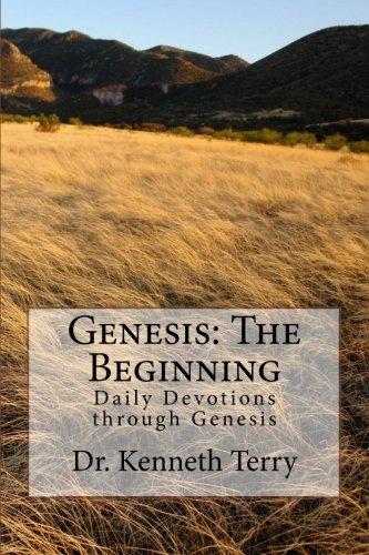 9781481132596: Genesis: The Beginning: Daily Devotions through Genesis (Terry in Devotion)