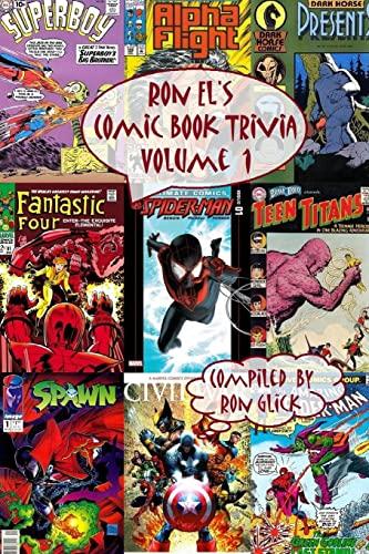 9781481135931: Ron El's Comic Book Trivia (Volume 1)