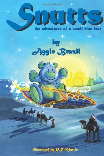 9781481138123: Snutts - The Adventures of a Small Blue Bear