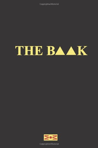 9781481151917: The Book