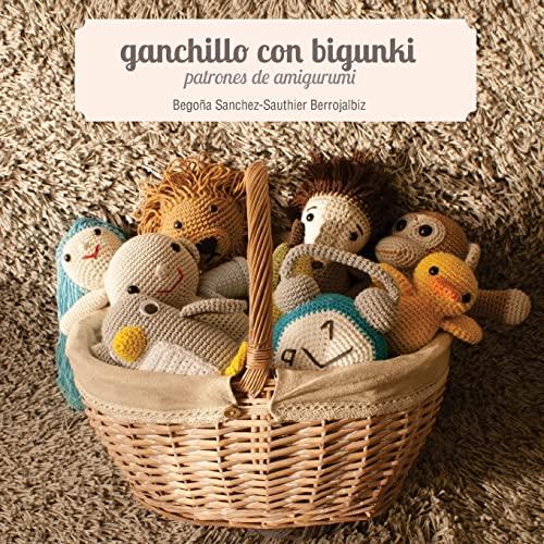 9781481156943: Ganchillo con bigunki. Patrones de amigurumi (Spanish Edition)