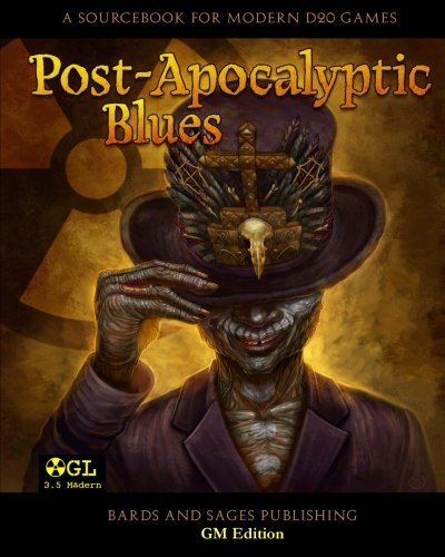 9781481173124: Post-Apocalyptic Blues (GM Edition)