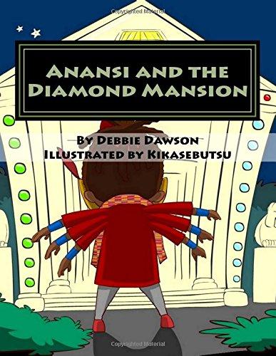 9781481176620: Anansi and the Diamond Mansion