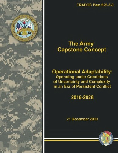 9781481183550: The Army Capstone Concept