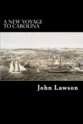 9781481187091: A New Voyage to Carolina