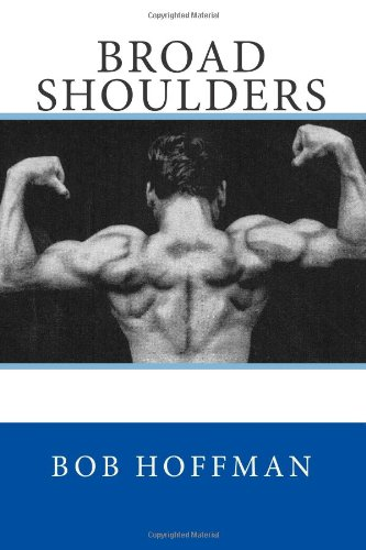 Broad Shoulders (9781481208598) by Bob Hoffman