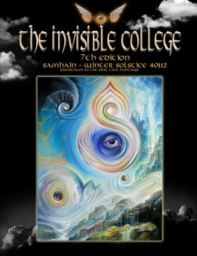 9781481211031: The Invisible College 7th Edition: Magazine (The Invisible College Magazine)