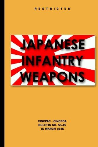 Japanese Infantry Weapons: Cincpac - Cincpoa Bulletin: Merriam, Ray