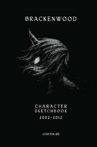 9781481214452: The Brackenwood Character Sketchbook: 2002 - 2012