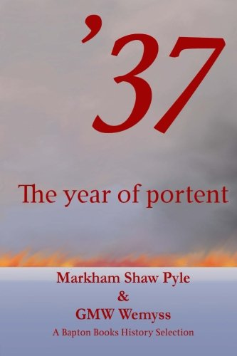 9781481216456: '37: the year of portent