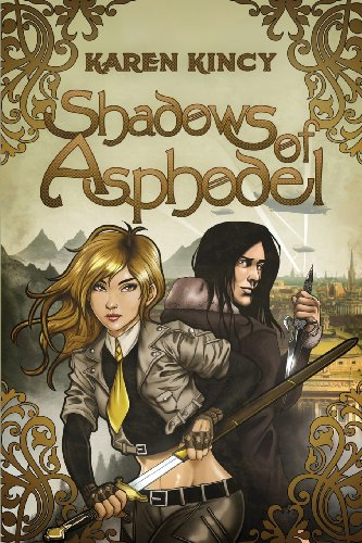 Shadows of Asphodel: Kincy, Karen