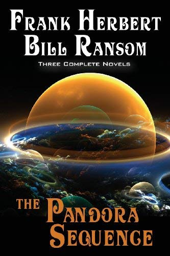 9781481221689: The Pandora Sequence: The Jesus Incident, the Lazarus Effect, the Ascension Factor, Library Edition