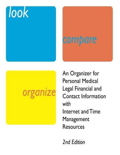 look compare organize 2nd edition: An Organizer: Mark Nordman
