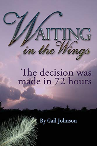 Waiting in the Wings - Book 2: The Decision is Made in 72 Hours: Johnson, Gail