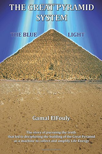 9781481232487: The Great Pyramid System: The Blue Light (Black and White Version)