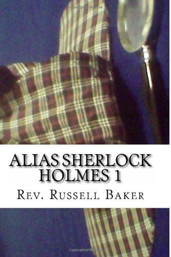 9781481238663: Alias Sherlock Holmes 1