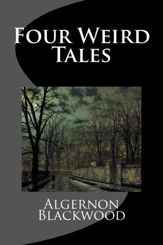 9781481260961: Four Weird Tales