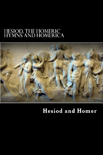 9781481263405: Hesiod, The Homeric Hymns and Homerica