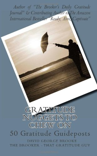 9781481268141: Gratitude Nuggets to Chew On: 50 Gratitude Guideposts
