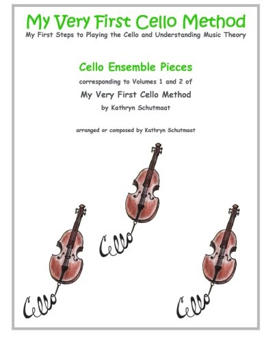 9781481270878: Cello Ensemble Pieces: corresponding to Volumes 1 and 2 of My Very First Cello Method