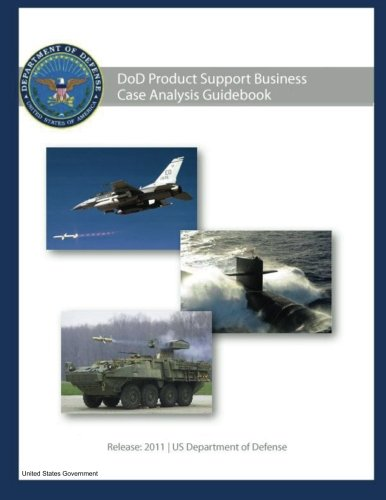 9781481274661: DoD Product Support Business Case Analysis Guidebook 2011