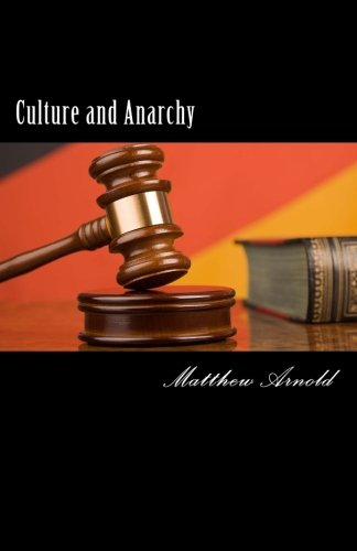 9781481274760: Culture and Anarchy