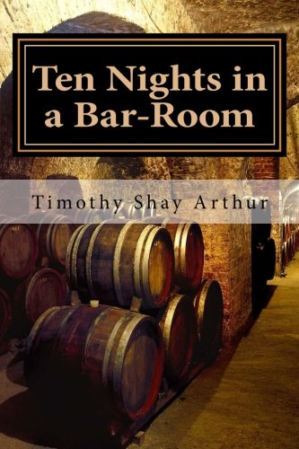 9781481274777: Ten Nights in a Bar-Room