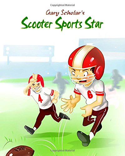9781481280266: Scooter Sports Star