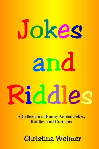 9781481286114: Jokes and Riddles: A Collection of Funny Animal Jokes, Riddles, and Cartoons