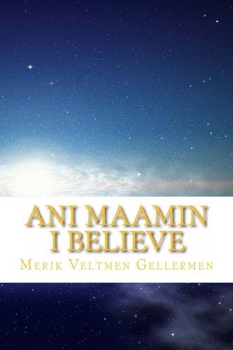 9781481289337: Ani Maamin I Believe