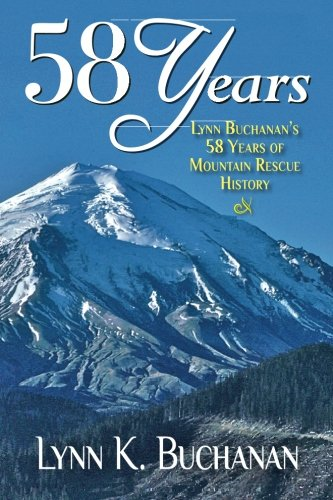 9781481290166: 58 Years: My life in Mountain Rescue