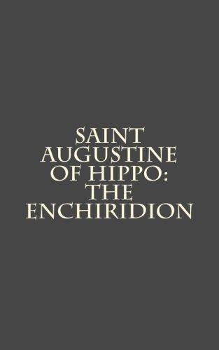 9781481297042: Saint Augustine of Hippo: The Enchiridion