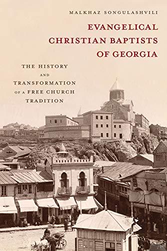 Evangelical Christian Baptists of Georgia: Malkhaz Songulashvili
