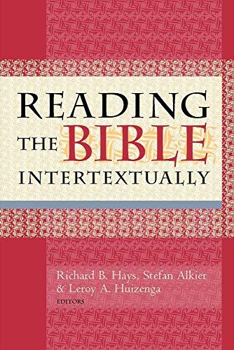 9781481303552: Reading the Bible Intertextually