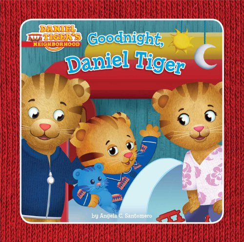 9781481400480: Goodnight, Daniel Tiger (Daniel Tiger's Neighborhood)