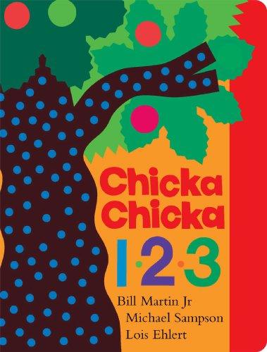 9781481400565: Chicka Chicka 1, 2, 3 (Chicka Chicka Book, A)