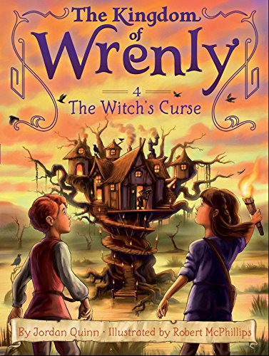 9781481400756: The Witch's Curse (The Kingdom of Wrenly)
