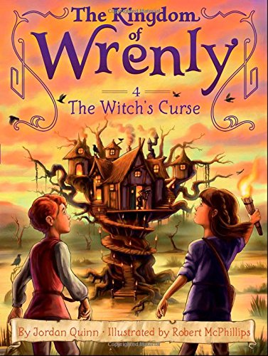 9781481400763: The Witch's Curse (The Kingdom of Wrenly)
