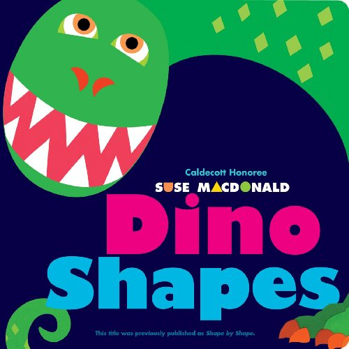 9781481400930: Dino Shapes