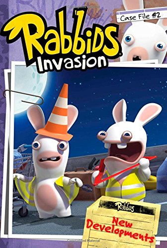 Case File #2 New Developments (Rabbids Invasion): Lewman, David