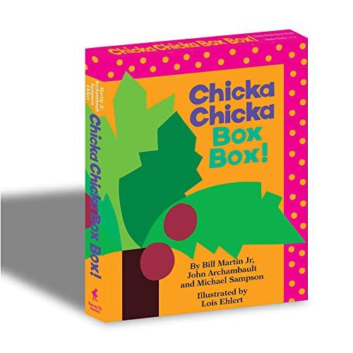 9781481402231: Chicka Chicka Box Box!: Chicka Chicka Boom Boom; Chicka Chicka 1, 2, 3 (Chicka Chicka Book, A)