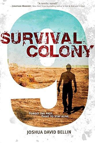 Survival Colony 9: Bellin, Associate Professor Joshua David
