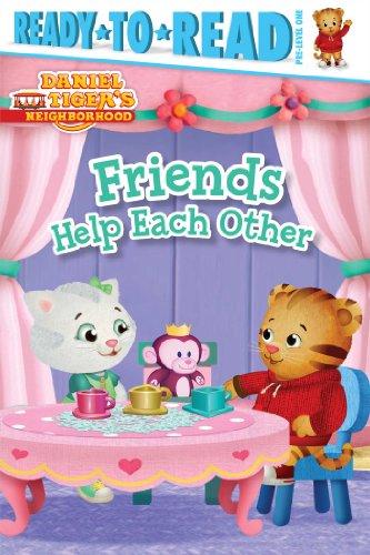 Friends Help Each Other (Daniel Tiger's Neighborhood): McDoogle, Farrah